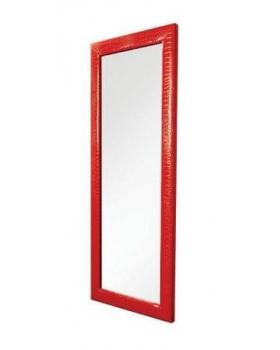 """Мужское зеркало барбер """"DEEP RED"""""""